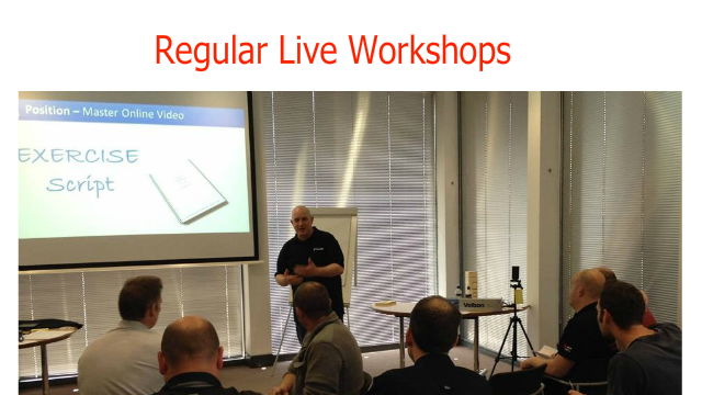 workshops for electricians