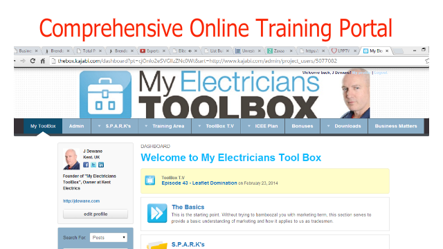 Training For Electricians